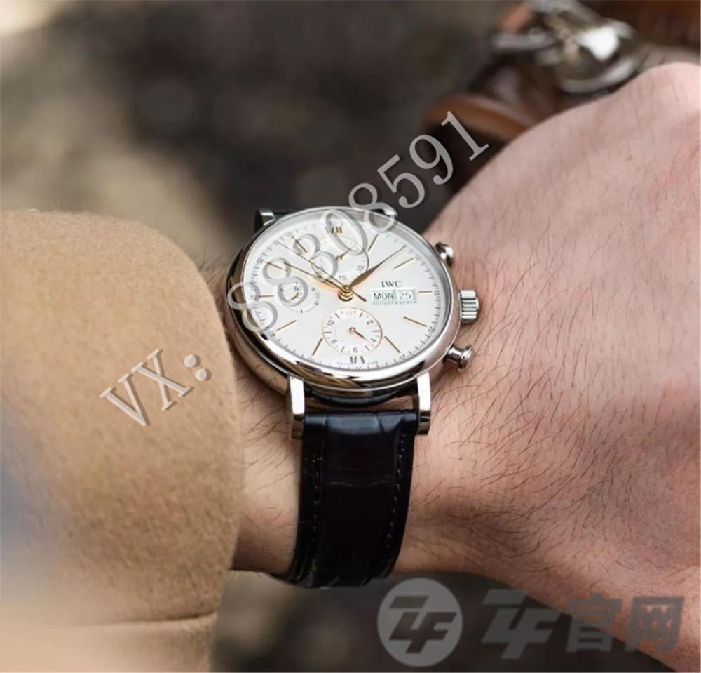 ZF厂复刻万国柏涛菲诺计时腕表评测-IW391020
